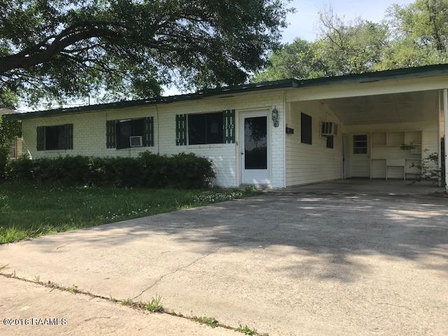 1210 Clanton Avenue, Eunice, LA 70535 (MLS #18003960) :: Keaty Real Estate
