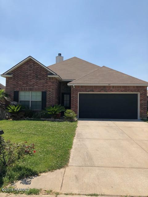 109 Still Meadow Drive, Rayne, LA 70578 (MLS #18004235) :: Keaty Real Estate
