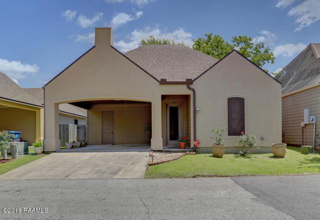 309 Floridian Lane, Lafayette, LA 70506 (MLS #18004329) :: Keaty Real Estate