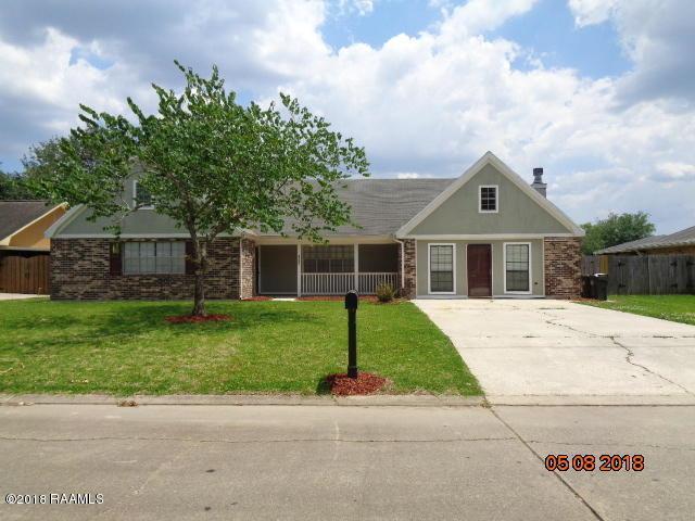 1604 Southwood Drive, New Iberia, LA 70560 (MLS #18004616) :: Keaty Real Estate