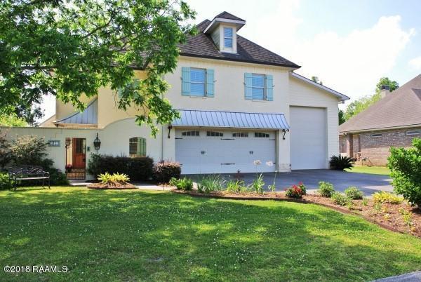 2813 Teal Drive, New Iberia, LA 70560 (MLS #18004701) :: Keaty Real Estate