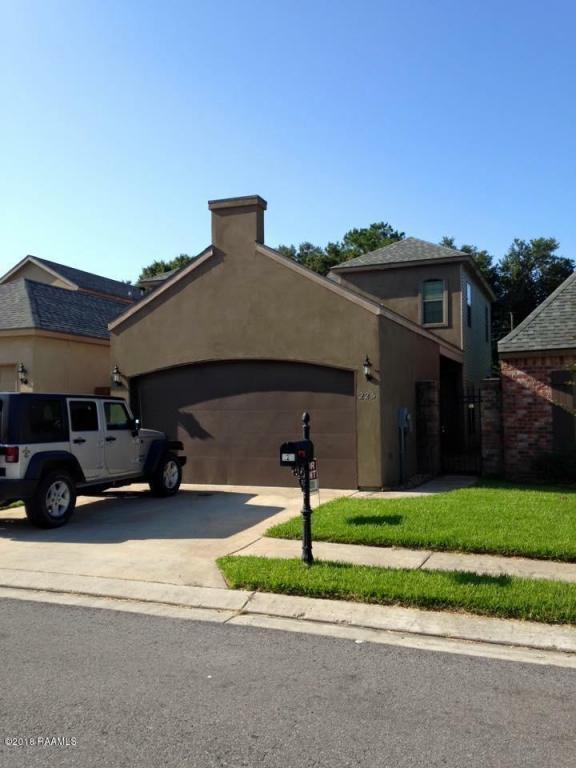 225 Chimney Rock Boulevard, Lafayette, LA 70508 (MLS #18004995) :: Keaty Real Estate