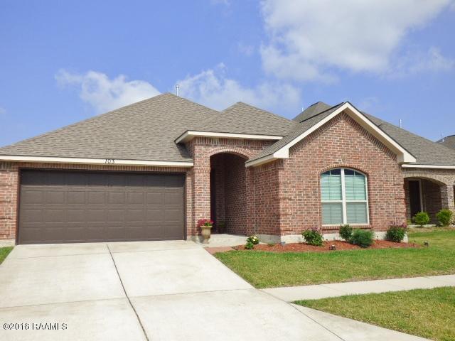 103 Ace Lane, Lafayette, LA 70506 (MLS #18005026) :: Keaty Real Estate