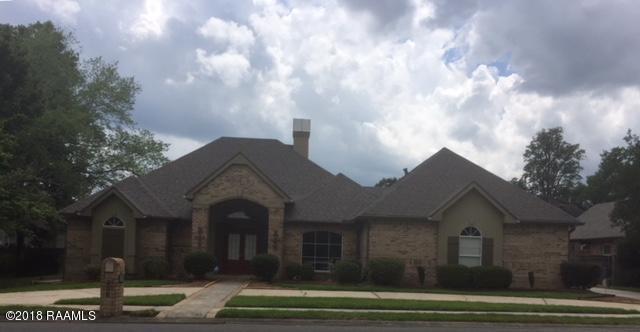 208 Creekwood Drive, Lafayette, LA 70503 (MLS #18005205) :: Keaty Real Estate