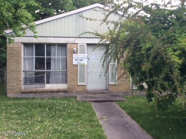 127 Town Homes Loop, Lafayette, LA 70501 (MLS #18005302) :: Keaty Real Estate