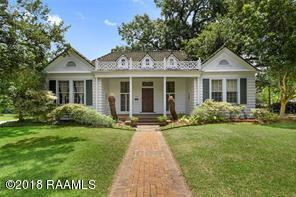 123 Edgewood Terrace, Lafayette, LA 70506 (MLS #18005632) :: Keaty Real Estate