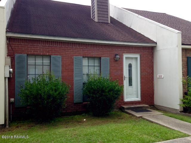 103 Williamsburg Circle C, Lafayette, LA 70508 (MLS #18006084) :: Keaty Real Estate