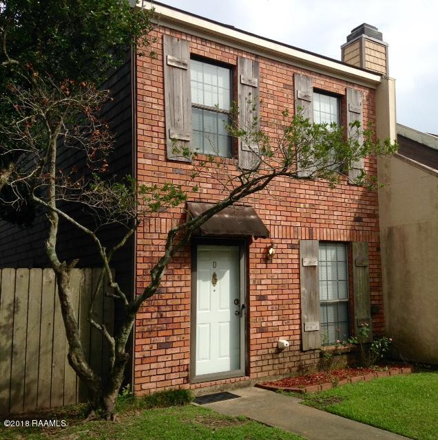 205 Long Plantation Boulevard D, Lafayette, LA 70508 (MLS #18006085) :: Keaty Real Estate
