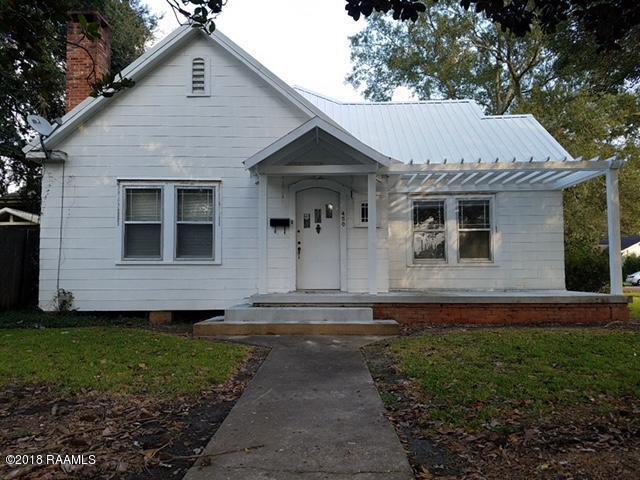 450 S 4th Street, Eunice, LA 70535 (MLS #18006513) :: Keaty Real Estate