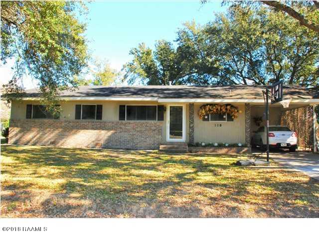 110 N Avenue O, Crowley, LA 70526 (MLS #18006756) :: Keaty Real Estate