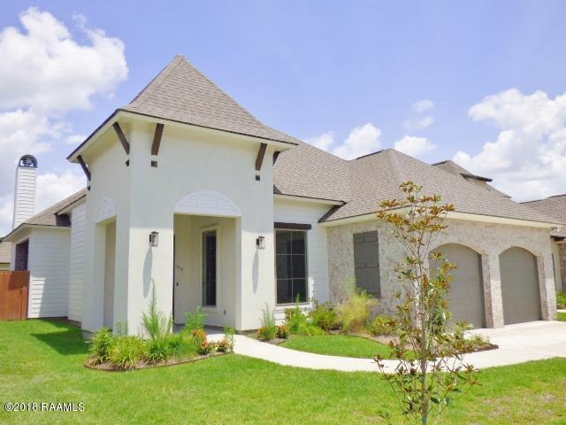 115 Golden Cypress Drive, Youngsville, LA 70592 (MLS #18006935) :: Cachet Real Estate