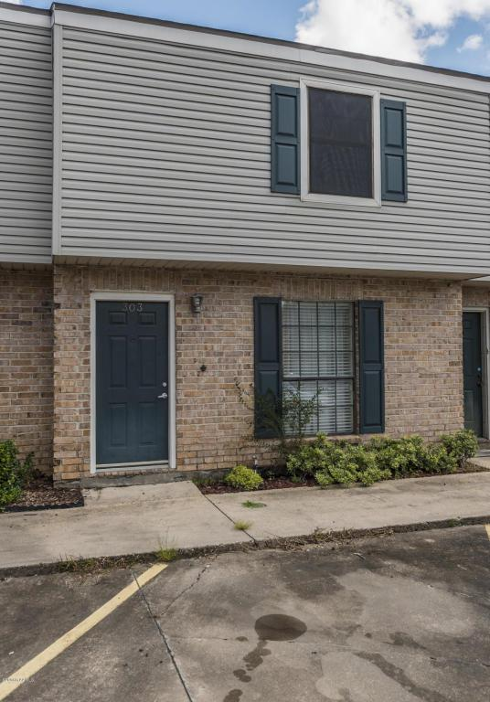 100 Winchester Drive #303, Lafayette, LA 70506 (MLS #18007278) :: Red Door Realty