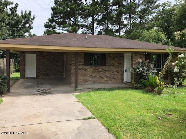 306 Bloomfield Drive, Carencro, LA 70520 (MLS #18007365) :: Cachet Real Estate