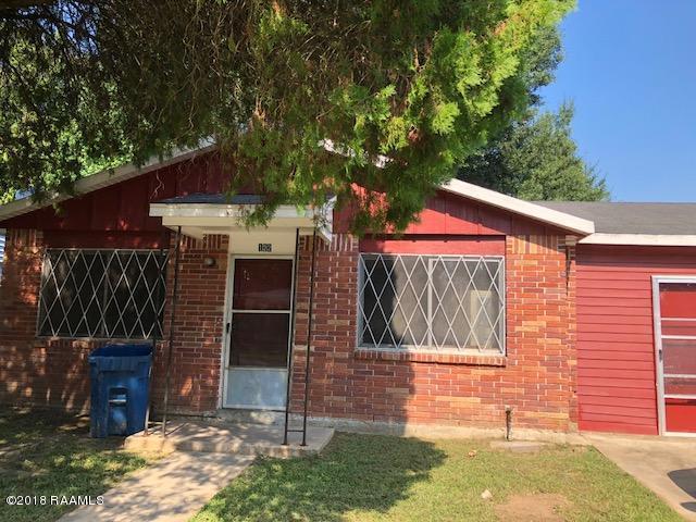 122 Town Homes Drive, Lafayette, LA 70501 (MLS #18007604) :: Keaty Real Estate