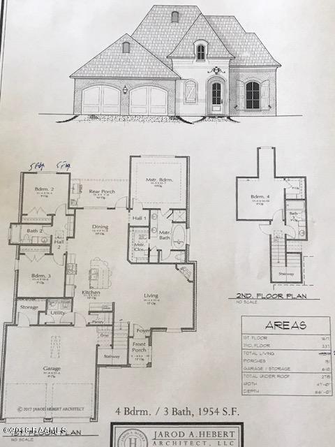 502 N Montauban, Lafayette, LA 70507 (MLS #18007676) :: Cachet Real Estate