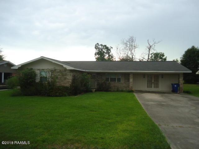 120 Azalea Drive, Rayne, LA 70578 (MLS #18008113) :: Keaty Real Estate