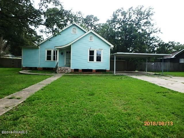 1415 N Avenue F, Crowley, LA 70526 (MLS #18008530) :: Keaty Real Estate