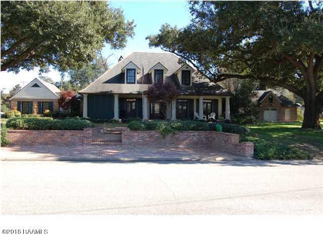 405 Marjorie Boulevard, Lafayette, LA 70503 (MLS #18008557) :: Cachet Real Estate