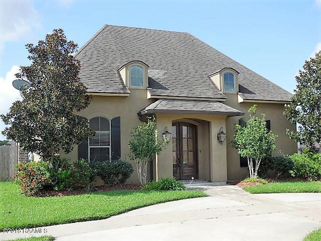 107 Marquee Drive, Broussard, LA 70518 (MLS #18008578) :: Cachet Real Estate