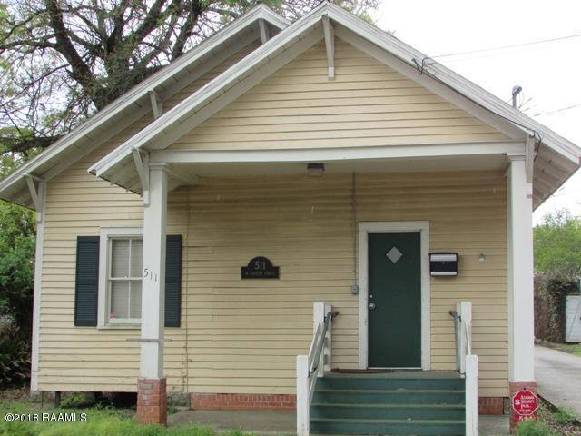511 W Convent Street, Lafayette, LA 70501 (MLS #18009291) :: Keaty Real Estate