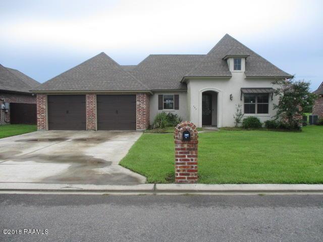 307 Sugar Creek Lane, New Iberia, LA 70563 (MLS #18009324) :: Keaty Real Estate