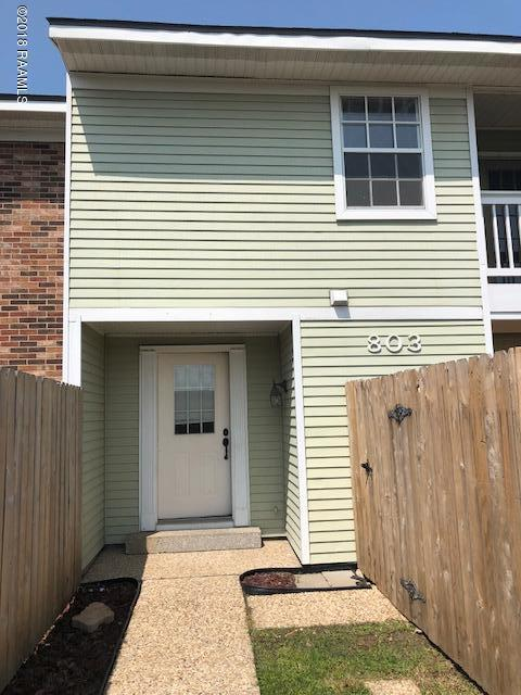 200 Lodge Drive #803, Lafayette, LA 70506 (MLS #18009546) :: Keaty Real Estate