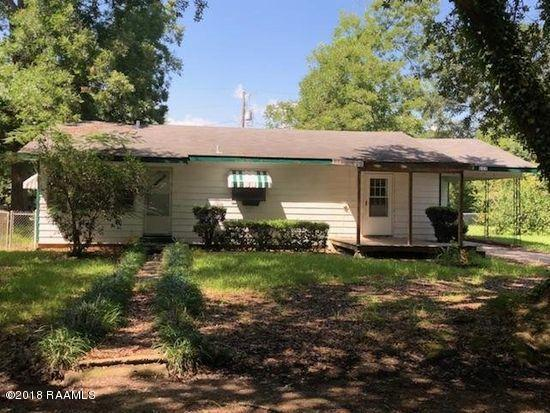 609 E Huey P Long Street, Ville Platte, LA 70586 (MLS #18010488) :: Keaty Real Estate