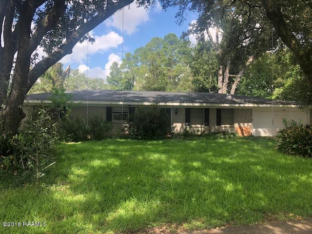 112 Mayard, Lafayette, LA 70503 (MLS #18010494) :: Keaty Real Estate