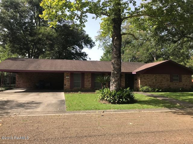 441 W Elm Avenue, Eunice, LA 70535 (MLS #18010801) :: Keaty Real Estate