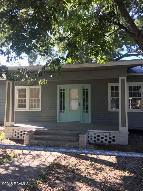 813 Voorhies Street, Lafayette, LA 70501 (MLS #18010838) :: Keaty Real Estate