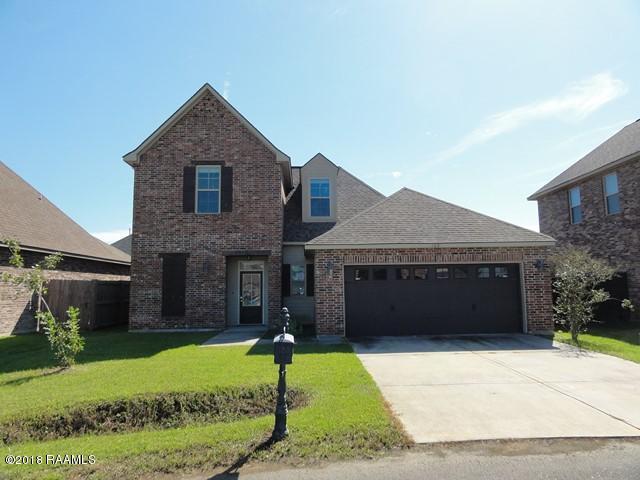 105 Wood Moss Way, Lafayette, LA 70508 (MLS #18010899) :: Cachet Real Estate