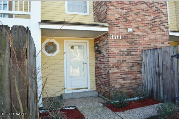 200 Lodge Drive #310, Lafayette, LA 70506 (MLS #18011353) :: Red Door Team | Keller Williams Realty Acadiana