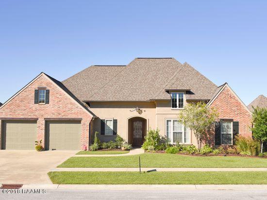 502 Bayou Parc Drive, Youngsville, LA 70592 (MLS #18011529) :: Keaty Real Estate