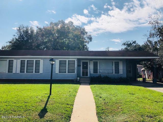 126 E White Street, Opelousas, LA 70570 (MLS #18011806) :: Red Door Realty