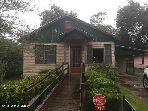 717 Elizabeth Street, New Iberia, LA 70560 (MLS #18012335) :: Keaty Real Estate