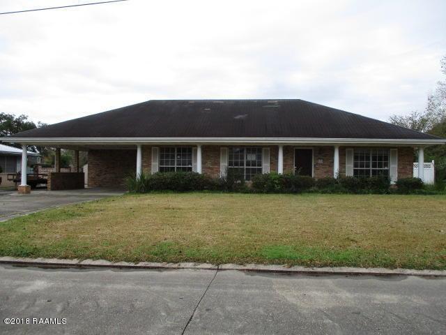 224 Circle Drive, Franklin, LA 70538 (MLS #18012758) :: Keaty Real Estate