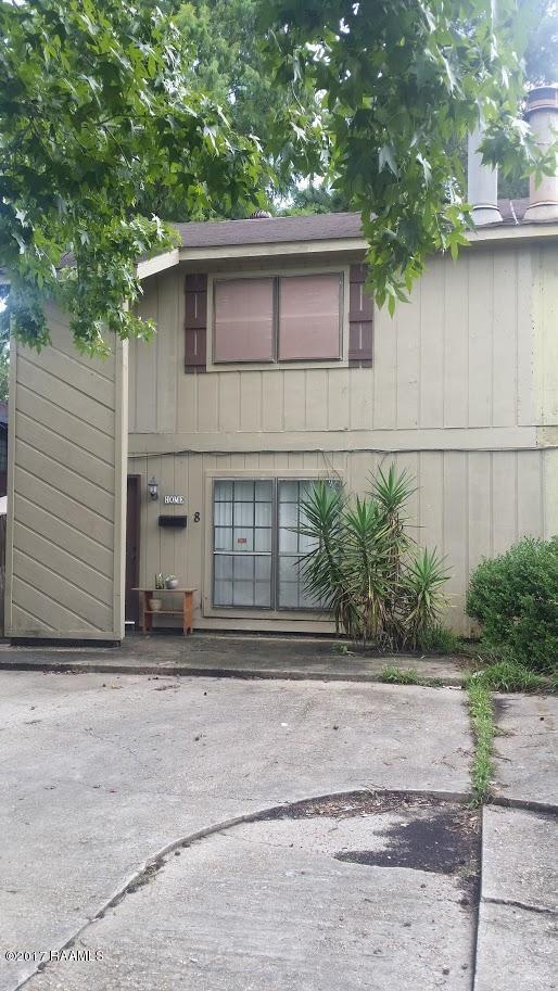 2711 East Simcoe #8, Lafayette, LA 70501 (MLS #18012795) :: Keaty Real Estate