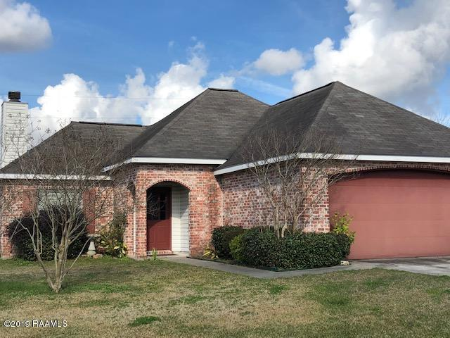 201 Harvest Pointe Circle, Lafayette, LA 70506 (MLS #19000213) :: Keaty Real Estate