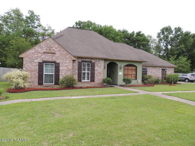 110 River Birch Drive, Lafayette, LA 70508 (MLS #19000380) :: Keaty Real Estate
