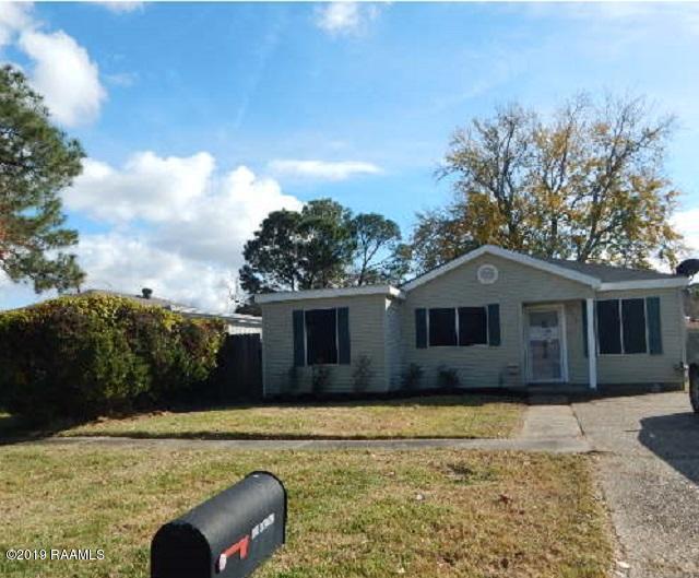 1018 Onstead Street, Morgan City, LA 70380 (MLS #19000573) :: Keaty Real Estate