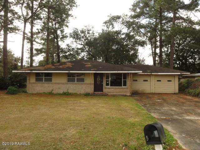 604 Alice Drive, Lafayette, LA 70503 (MLS #19000606) :: Keaty Real Estate