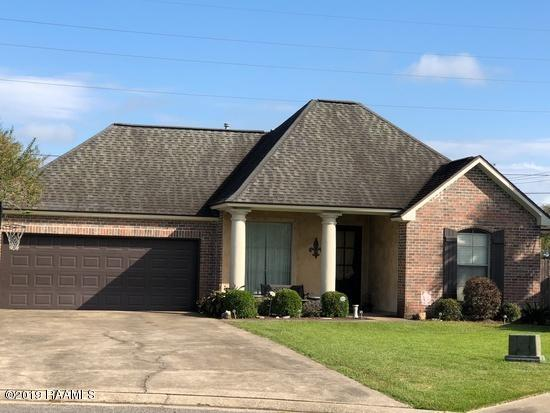 107 Burke Street, Youngsville, LA 70592 (MLS #19000623) :: Red Door Team | Keller Williams Realty Acadiana
