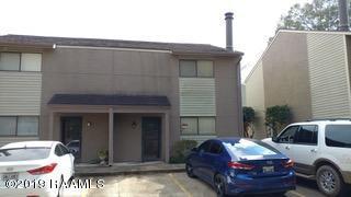 110 W Bayou Parkway #601, Lafayette, LA 70503 (MLS #19000641) :: Keaty Real Estate