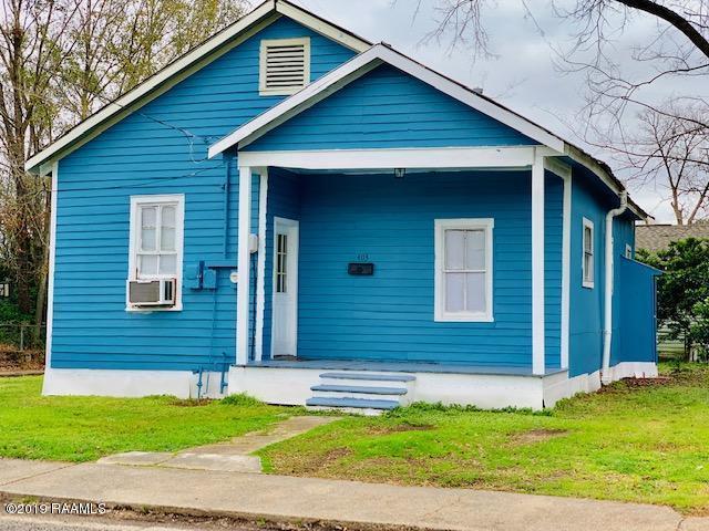 403 S Lombard Street, Opelousas, LA 70570 (MLS #19000691) :: Red Door Team   Keller Williams Realty Acadiana