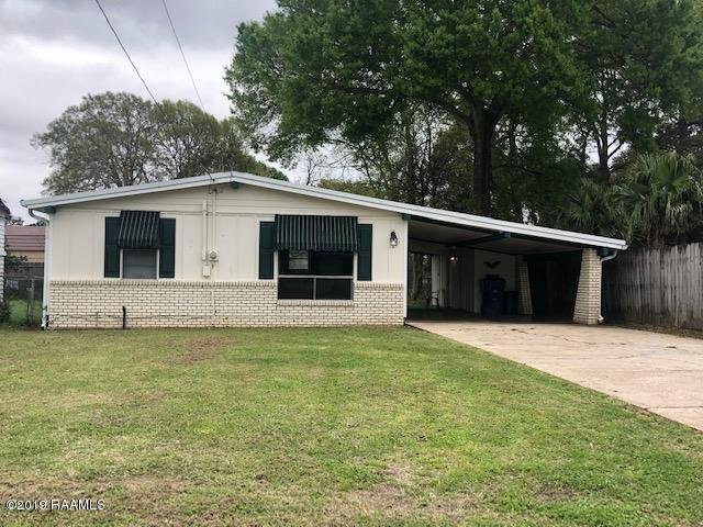 411 Laporte Street, Abbeville, LA 70510 (MLS #19002650) :: Keaty Real Estate