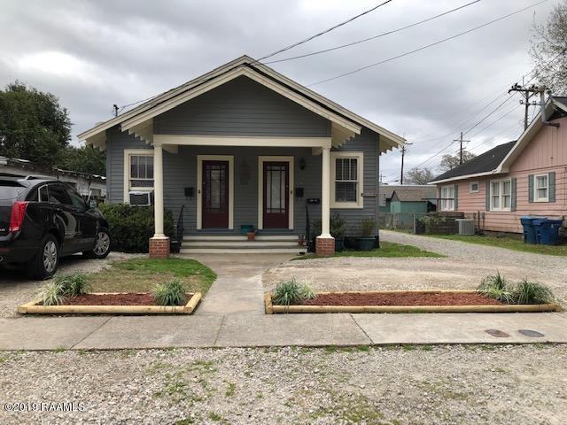 606 Evangeline Drive, Lafayette, LA 70501 (MLS #19003467) :: Keaty Real Estate