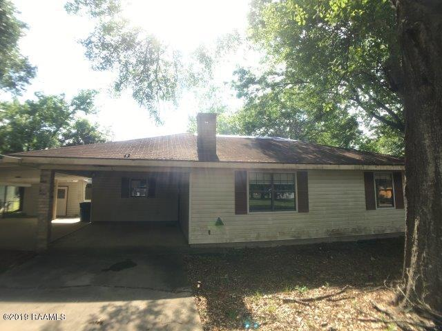 408 Railroad Street, Carencro, LA 70520 (MLS #19005001) :: Robbie Breaux & Team