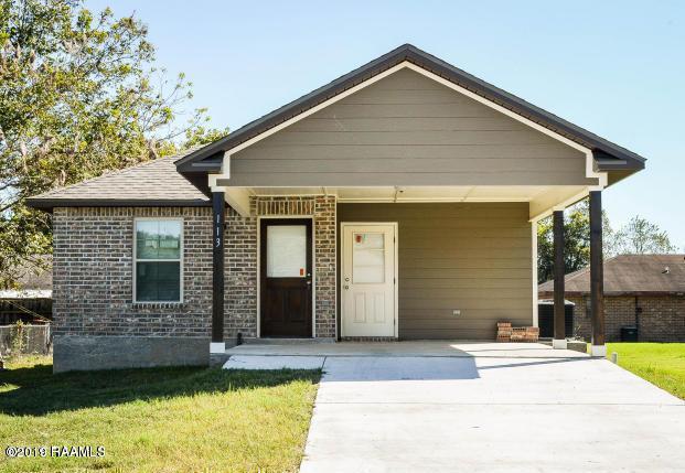 113 Crooked Creek, Lafayette, LA 70507 (MLS #19005759) :: Keaty Real Estate