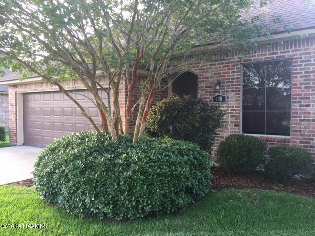 110 Legend Creek Drive, Youngsville, LA 70592 (MLS #19006323) :: Keaty Real Estate