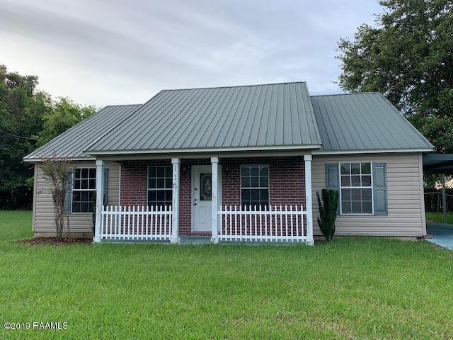 116 Clo Drive, Carencro, LA 70520 (MLS #19006481) :: Keaty Real Estate